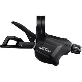 Shimano Deore MTB SL-M6000 Schalthebel 10-fach ohne optische Ganganzeige schwarz